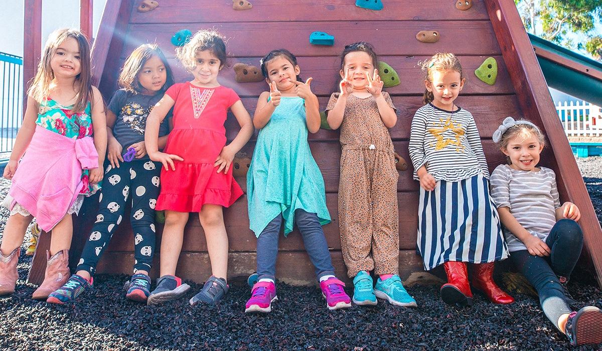 kindergarten programs south bay